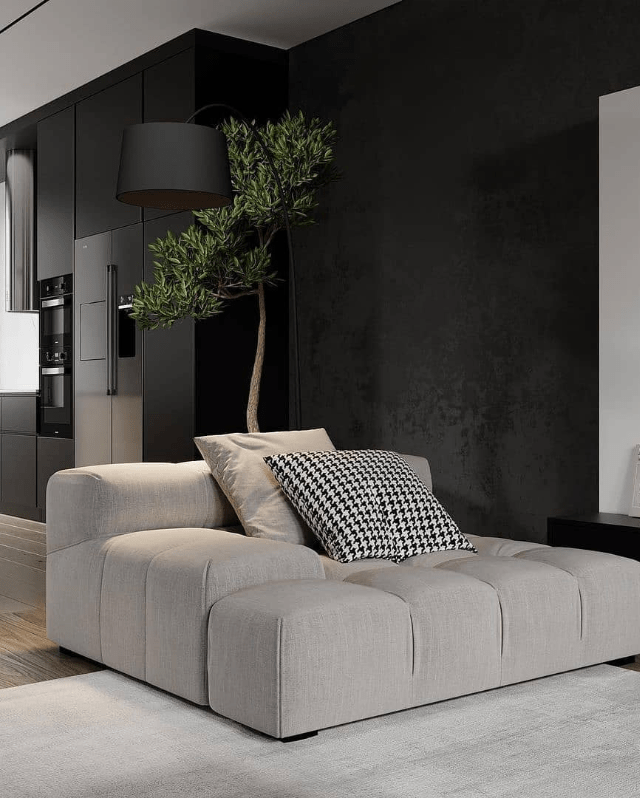 Houz Designer Sofa-Orpa Series