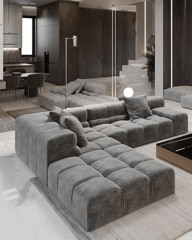 Houz Designer Custom Sofa